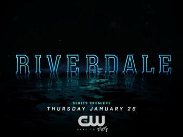 Riverdale CW Logo