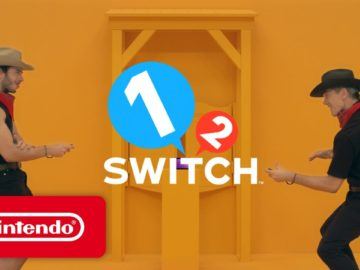 1 2 Switch Hands On