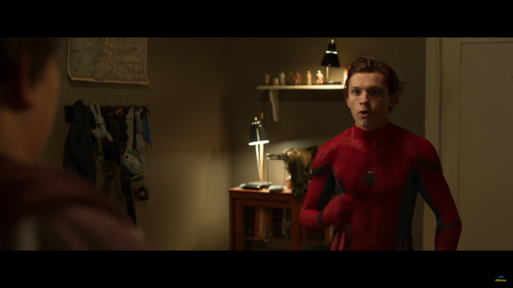 Spiderman Homecoming Reveal