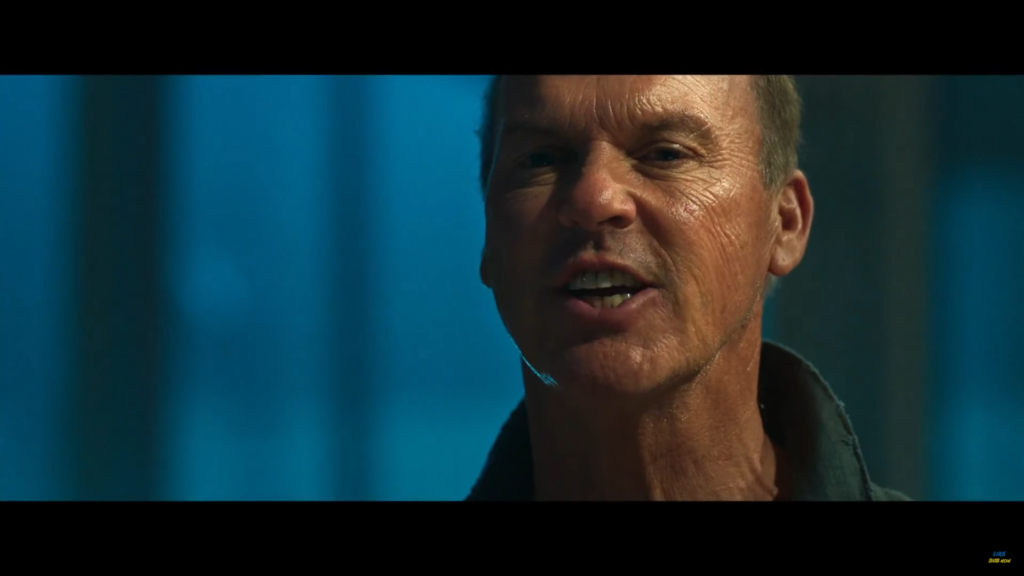 Spiderman Homecoming Michael Keaton
