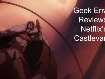 Netflix Castlevania Review