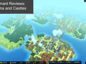 Kingdoms and Castles Title