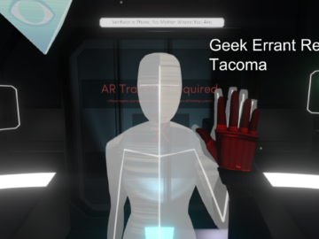 Tacoma Review Title